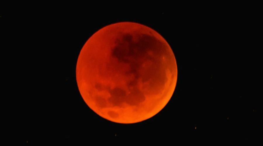 Cómo ver la Luna de Sangre de Lobo