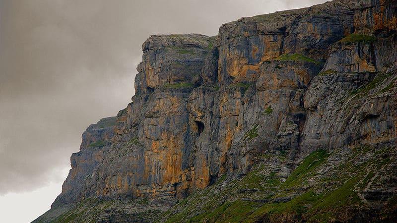 El Parque Nacional de Ordesa y Monte Perdido es muy visitado por birdwatchers.
