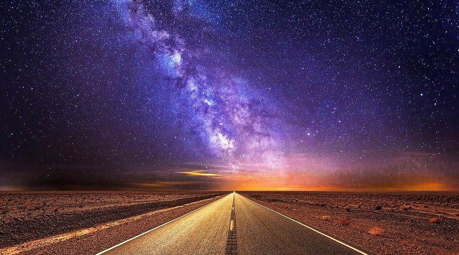 Con una cámara para astrofotografía puedes hacer fotos increíbles del cielo nocturno.