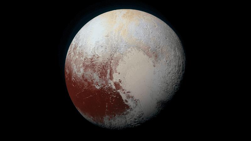 Plutón ya no es un planeta, ahora está catalogado como planeta enano.
