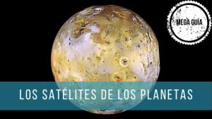 Hay muchos satélites de los planetas del Sistema Solar que pueden verse con un telescopio.