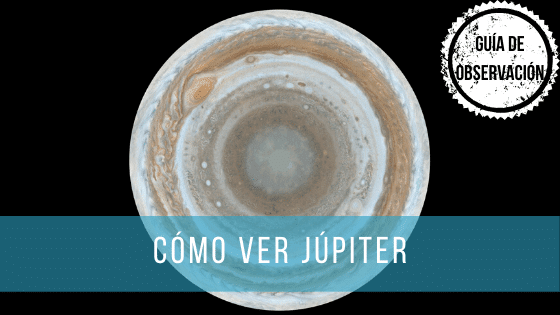 Júpiter es un planeta que se puede ver muy bien usando un telescopio.