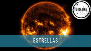 Las estrellas son grandes esferas compuestas de gas ionizado o lo que es lo mismo: plasma.