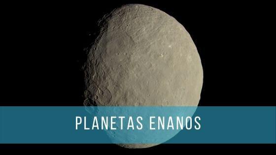 El número de planetas enanos del Sistema Solar puede cambiar en cualquier momento en función de las decisiones de la IAU.