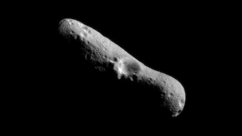 Asteroide Eros.