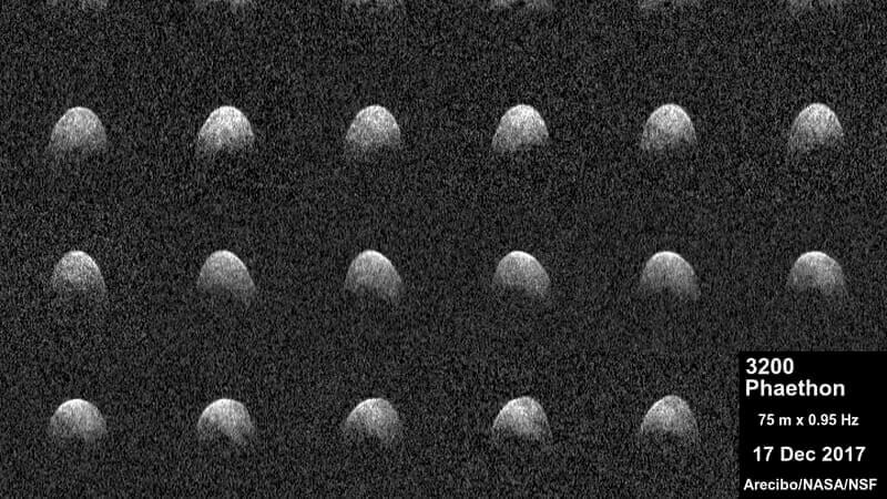 Asteroide 3200 Phaeton.